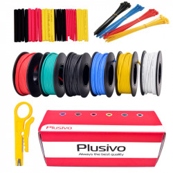 22AWG Hook up Wire Kit -...