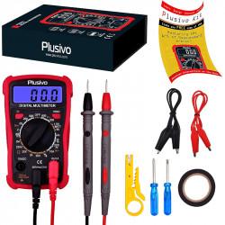 Plusivo Digital Multimeter